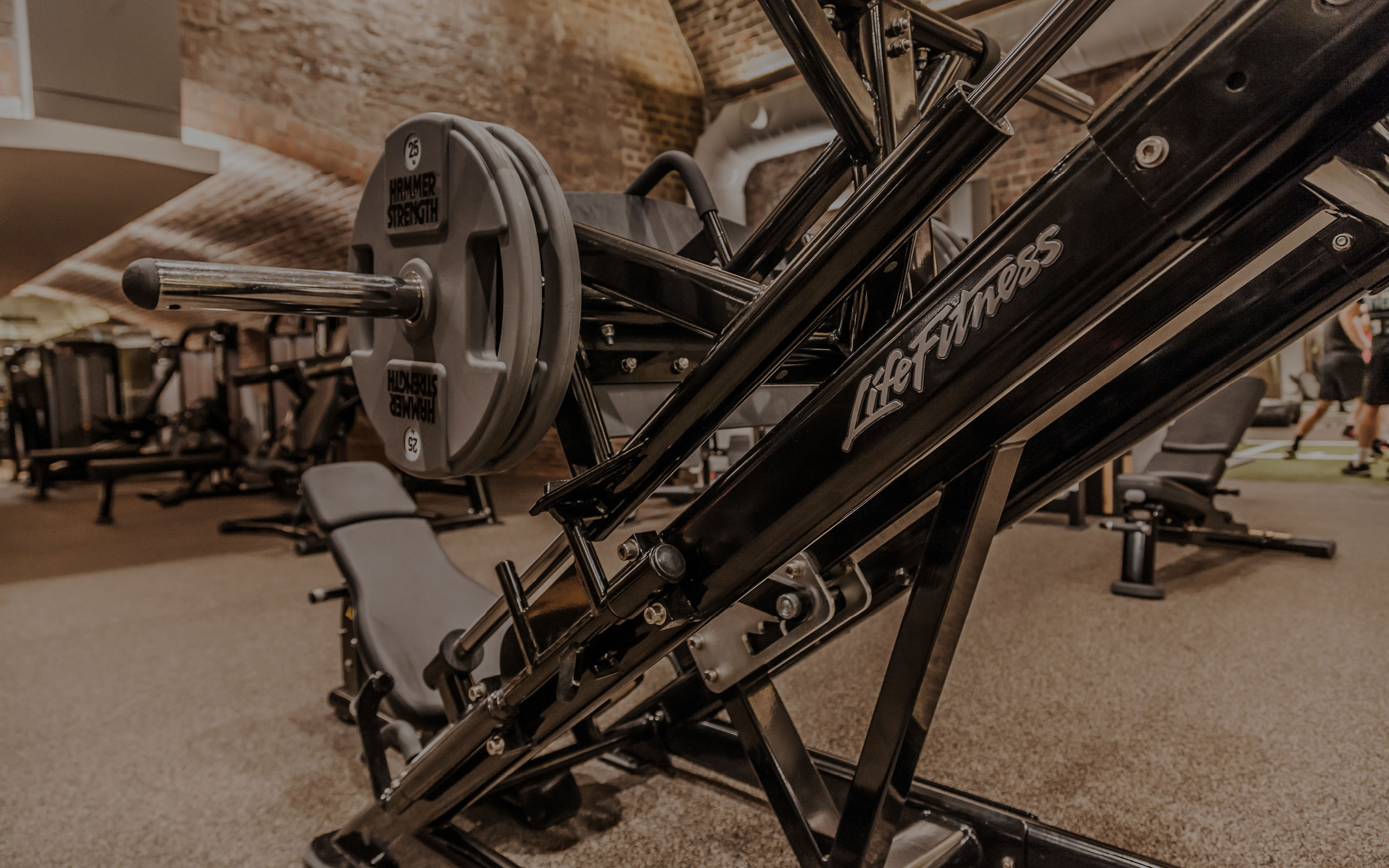 Creative, communications and digital support for Life Fitness